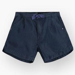 Girls (7-16) Woven Shorty Shorts