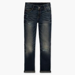 Girls (7-16) Boyfriend Skinny Jeans