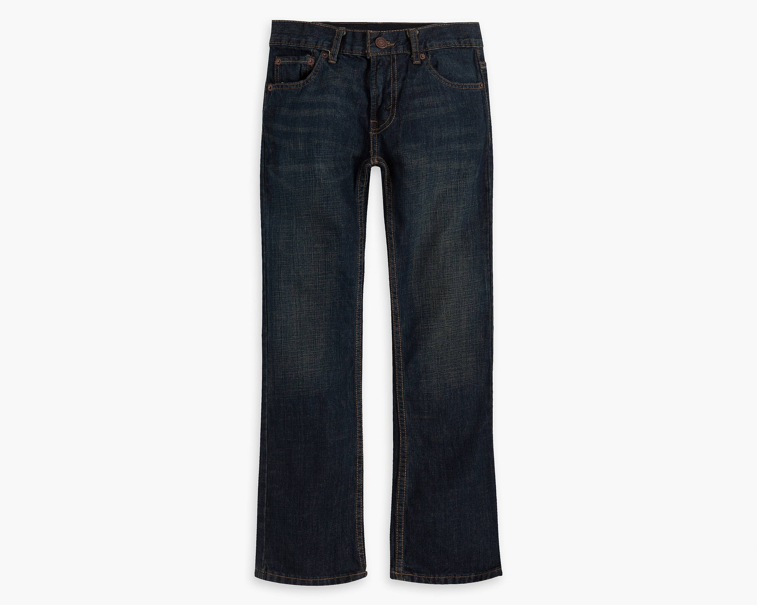 Boys (8-20) 527™ Boot Cut Jeans | Rusted Rigid | Levi&39s® US