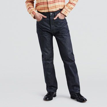 1940s Style Men's Pants and Trousers 1944 501® Jeans $260.00 AT vintagedancer.com