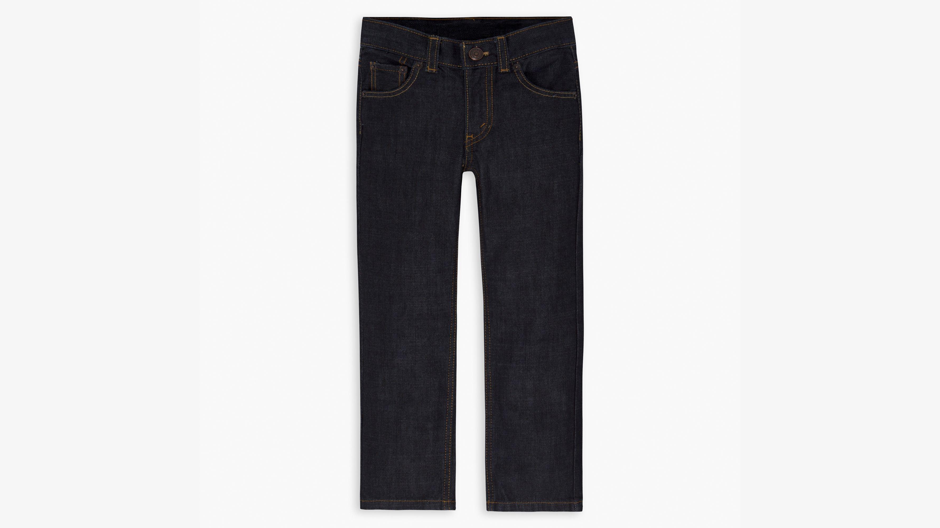 Boys (8-20) 505™ Straight Jeans (Husky) - Armor