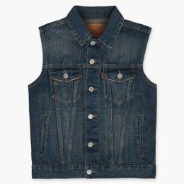 Boys (8-20) Trucker Vest