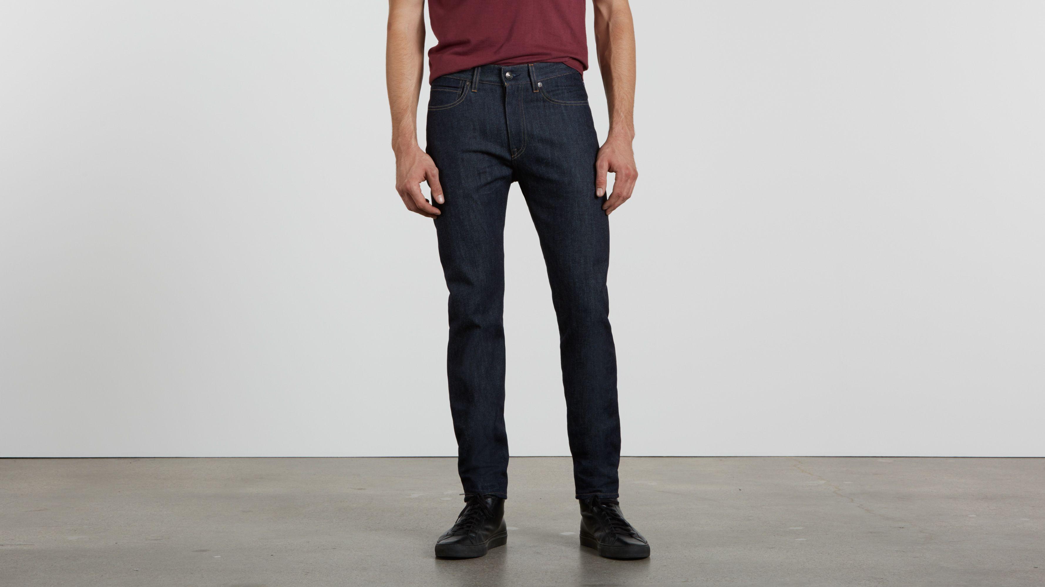 Needle Narrow Jeans - Rigid