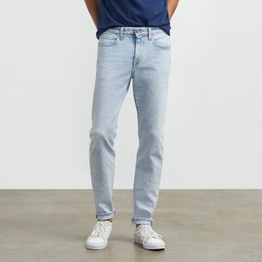 Needle Narrow Jeans