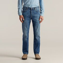 """""""Levis-Ruler Straight Jeans-Covered"""""""