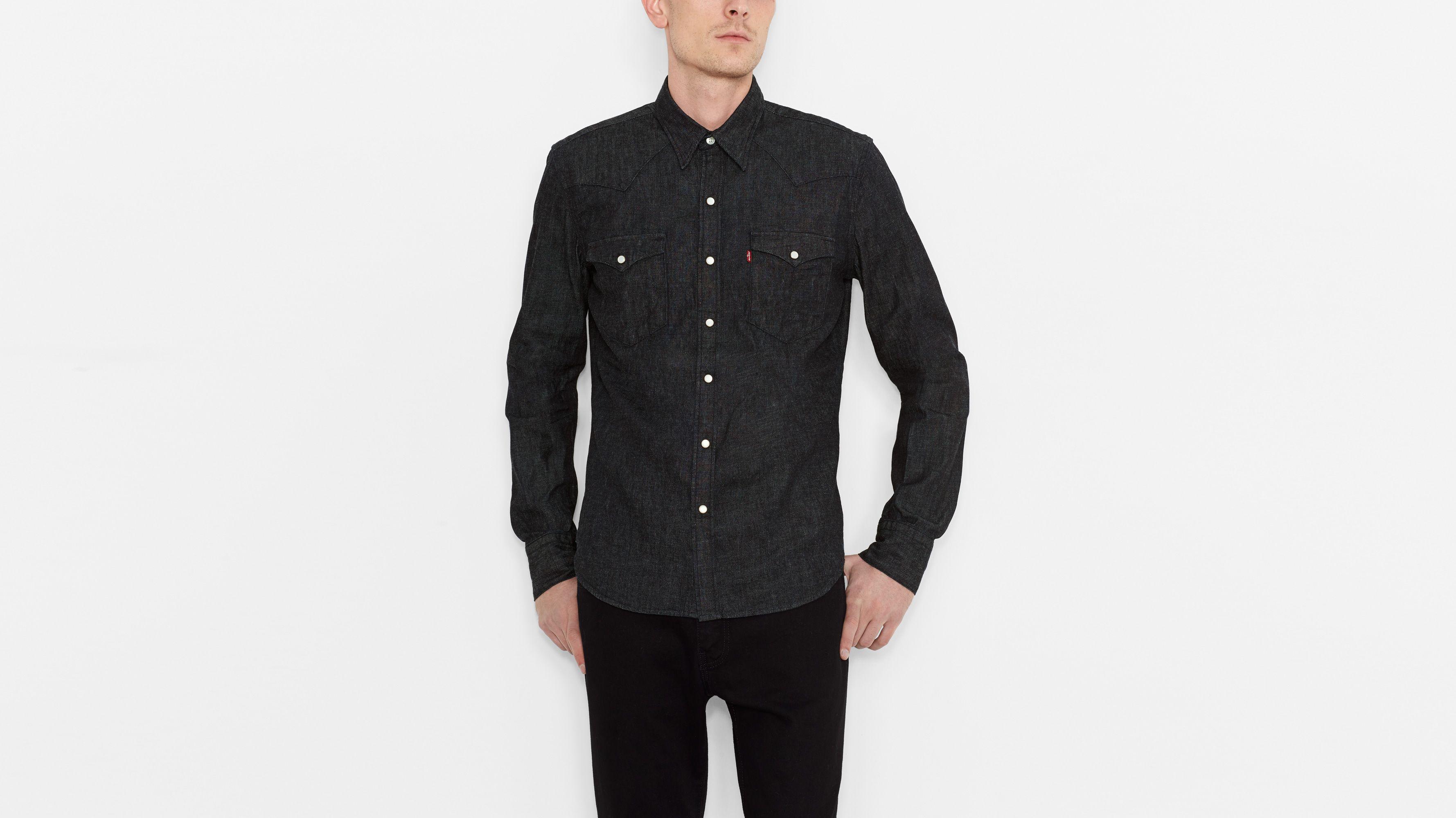 Barstow Western Shirt - Rinse