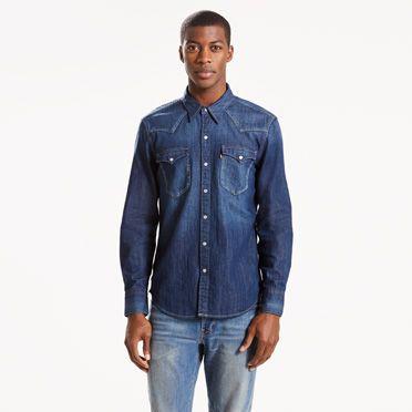 Men's Shirts - Shop Men's Denim Shirts   Levi's®