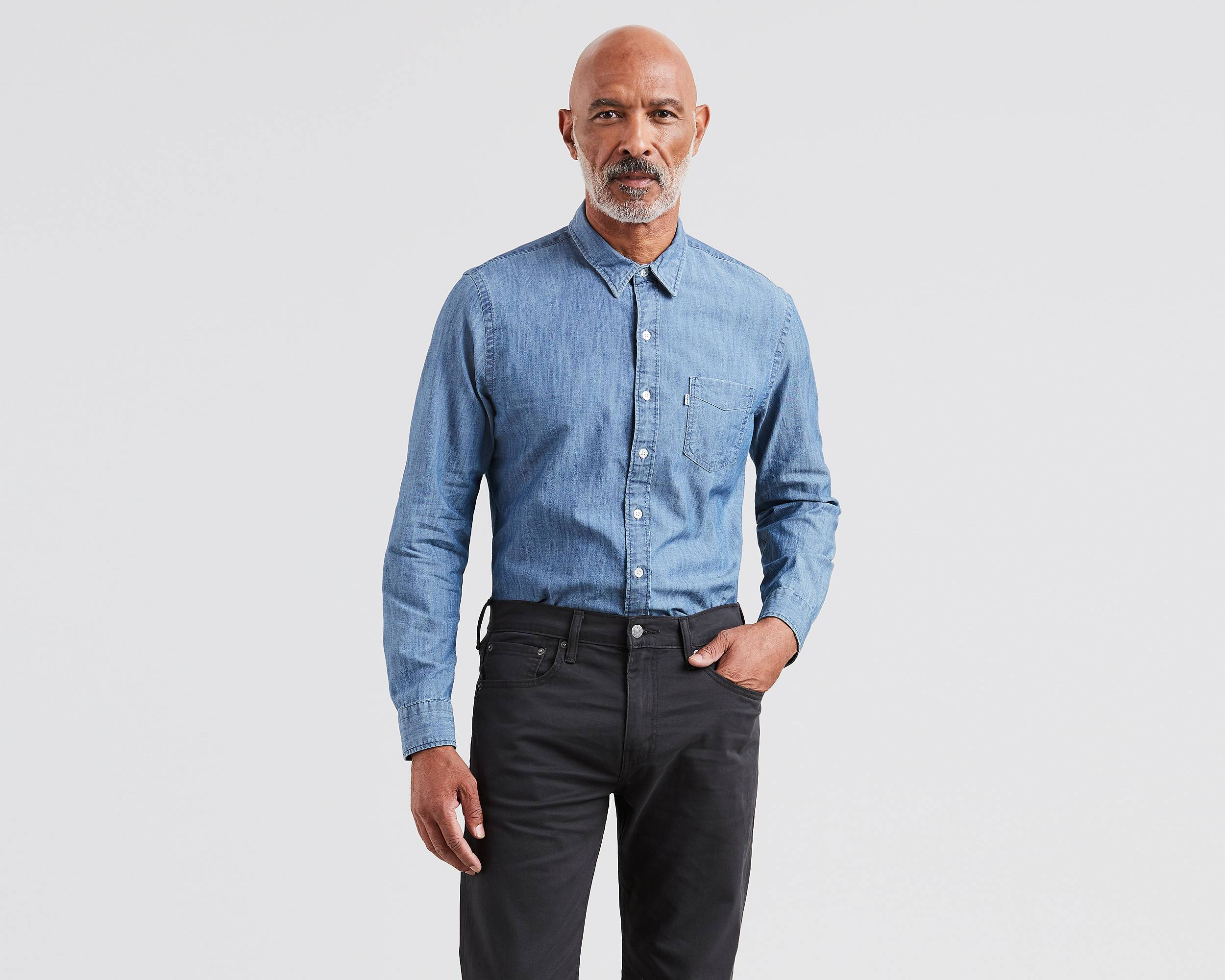 Men's Shirts - Shop Men's Denim Shirts | Levi's®