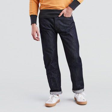 """""""Levis-1966 501 Jeans-Rigid"""""""
