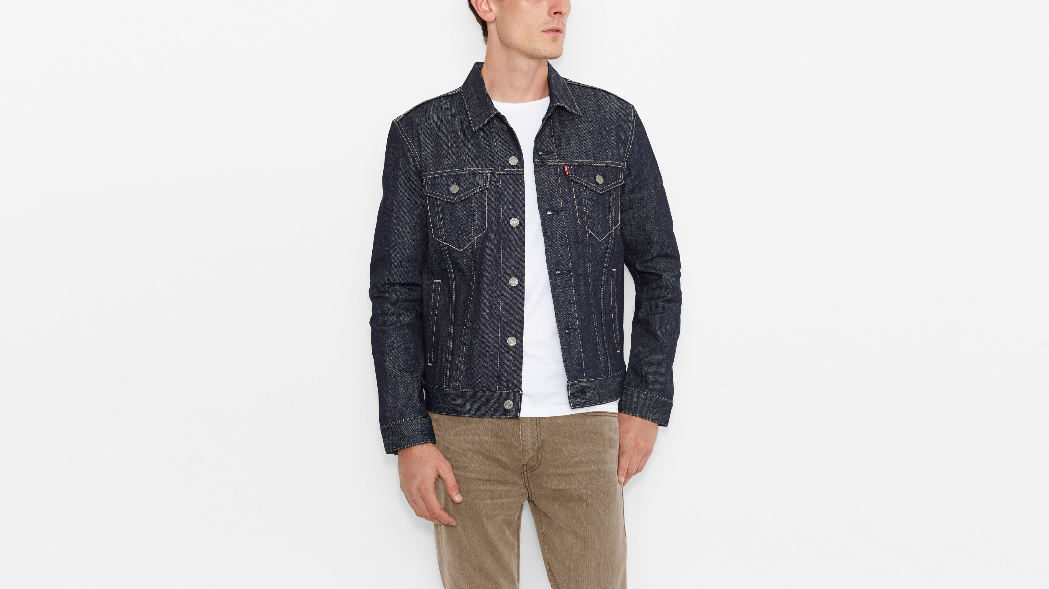 The Trucker Jacket - Rigid