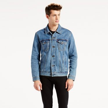 Trucker Jacket - Shop the Original Men's Denim Jacket | Levi's®