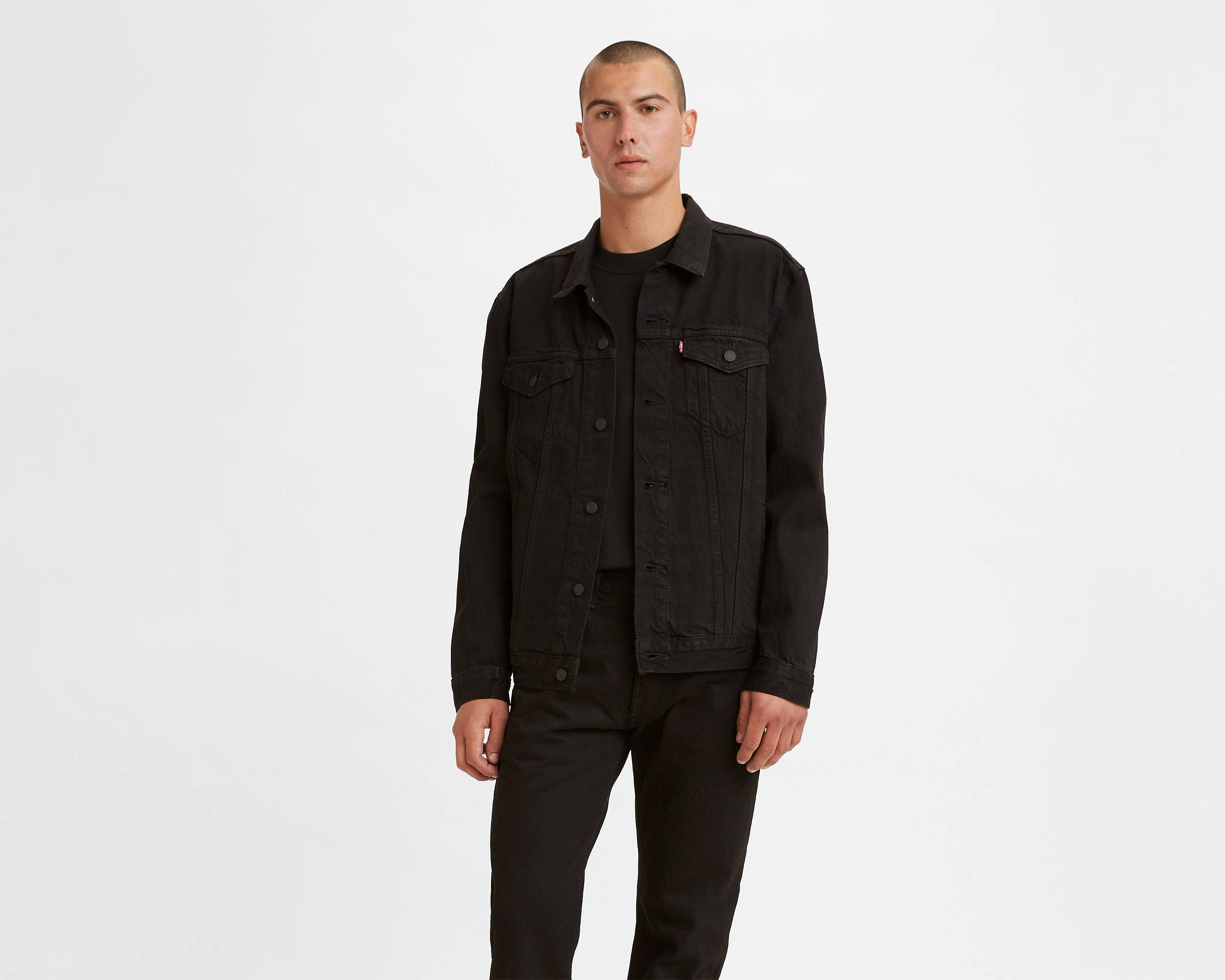 The Trucker Jacket | Berkman |Levi's® United States (US)