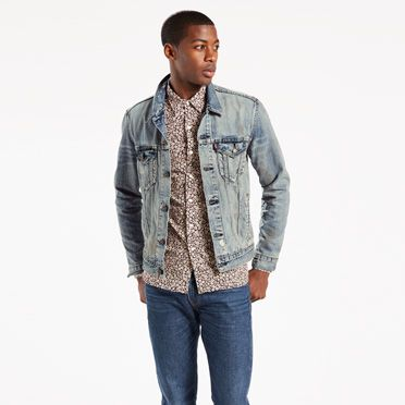 The Trucker Jacket | Rinse |Levi's® United States (US)