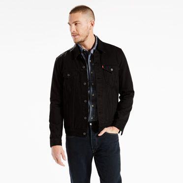Men S Jackets Shop Denim Jackets For Men Levi S 174
