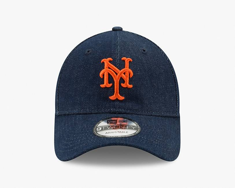 new baseball cap york dark wash united states us mets capacity space australia