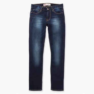 """Levis-Boys 520 Extreme Taper Jeans-Indigo"""