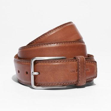 """Levis-Bombay Belt-Medium Brown"""