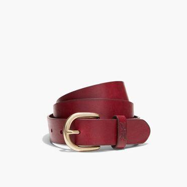"""""""Levis-Classic Icon Belt-Bordeaux"""""""