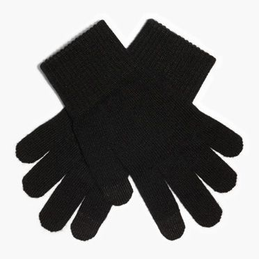 """Levis-Touch Screen Gloves-Black"""