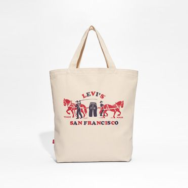 San Francisco City Tote Bag