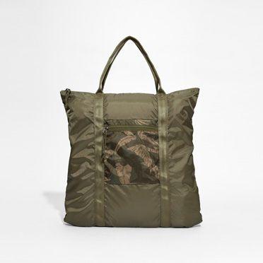 Packable Backpack Tote Bag
