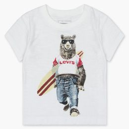 Infant Boys  Surfing Bear Graphic Tee (12-24 M)