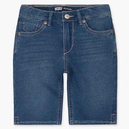 Toddler Girls Knit Bermuda Shorts