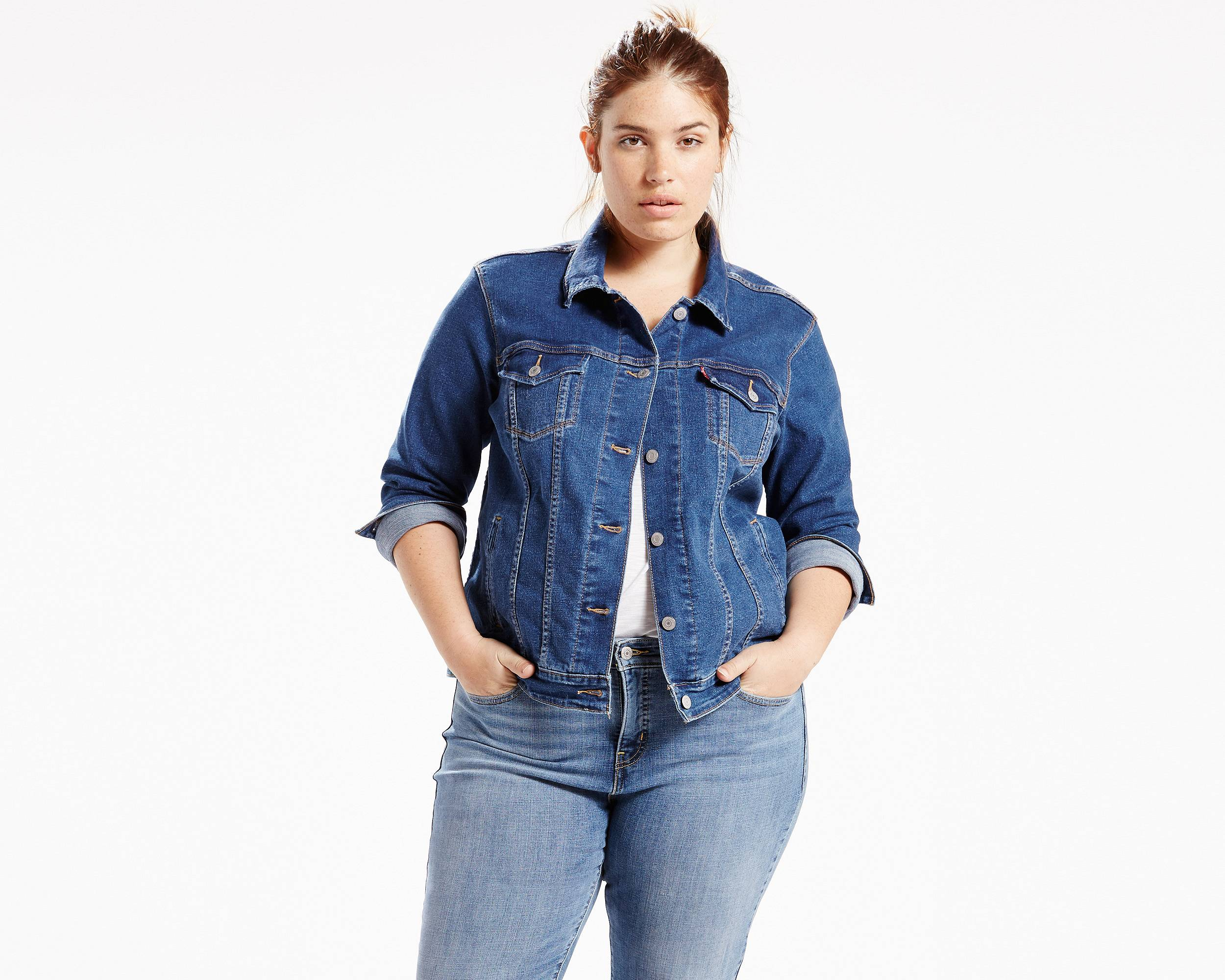 Plus Size Denim Jackets | Jean Jackets for Women | Levi's®