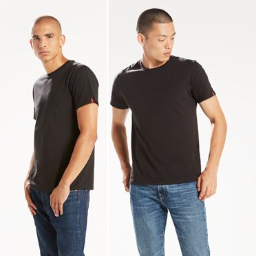2-Pack Levi's Men's Tees