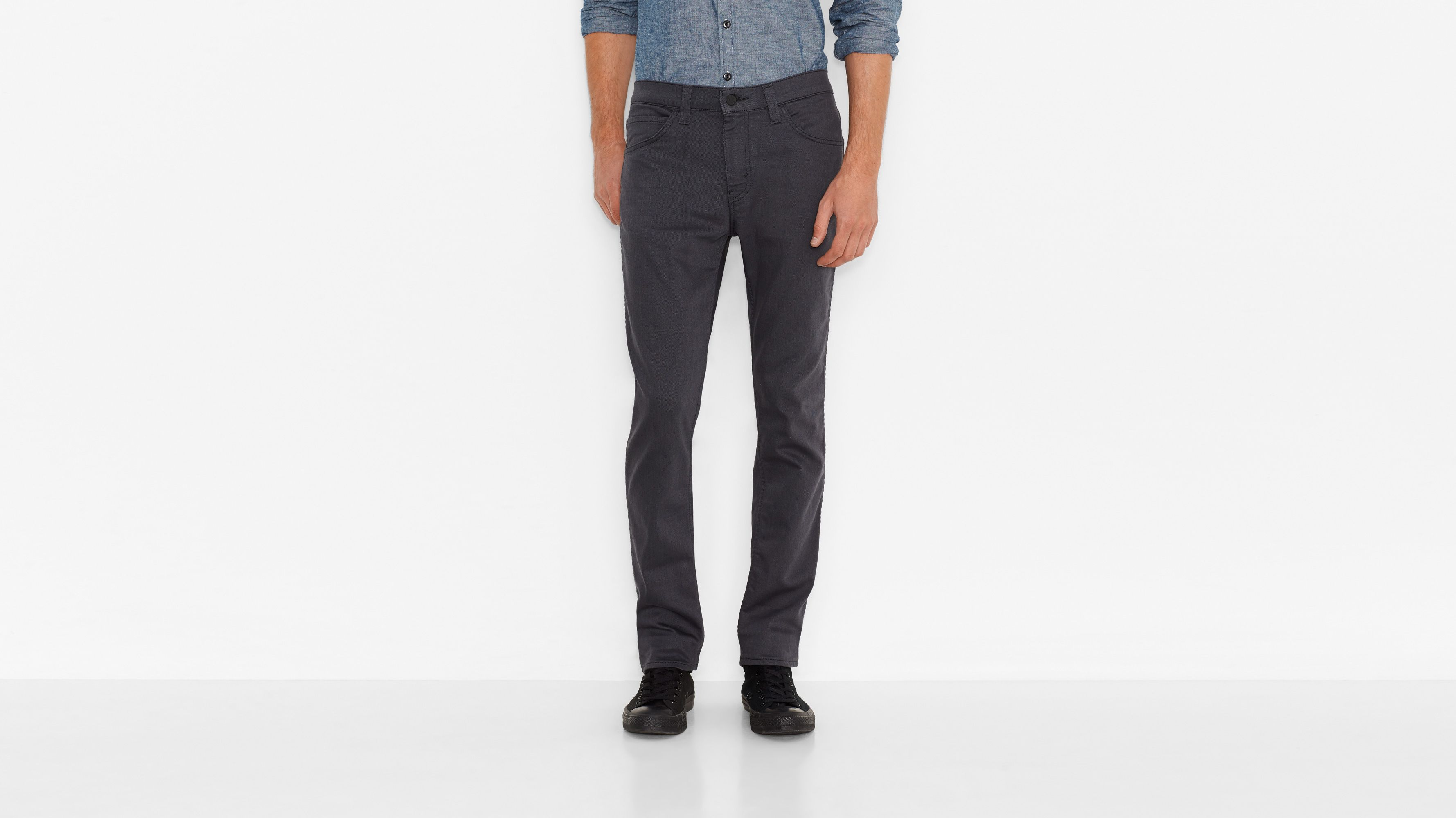511™ Slim Fit Line 8 Jeans - Grey