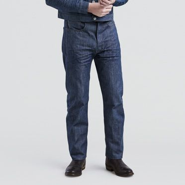Victorian Men's Clothing 1890 501® Jeans $275.00 AT vintagedancer.com