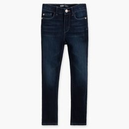 Little Girls (4-6x) Embellished Pocket Denim Leggings