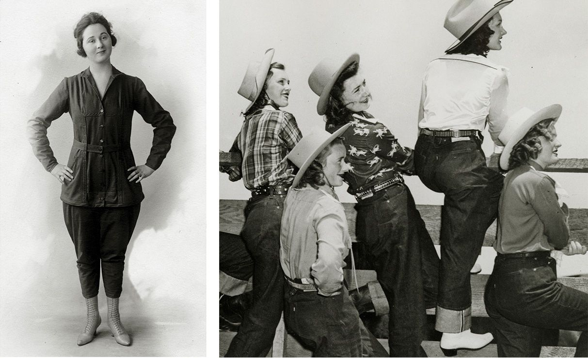 LEVI'S® Women's Jeans History - photo#37