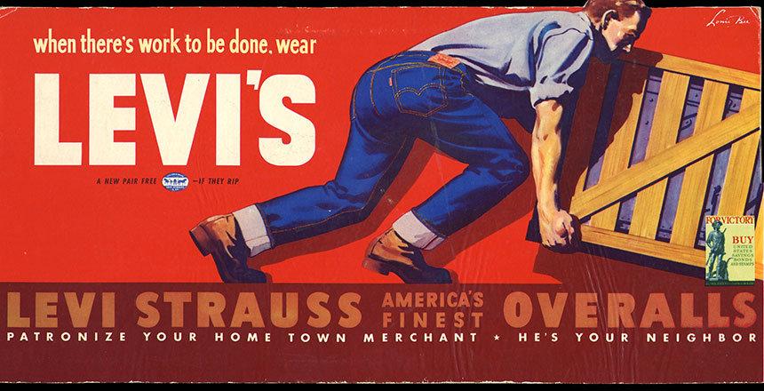 Levi S Vintage Clothing Sherpa Jacket Labels