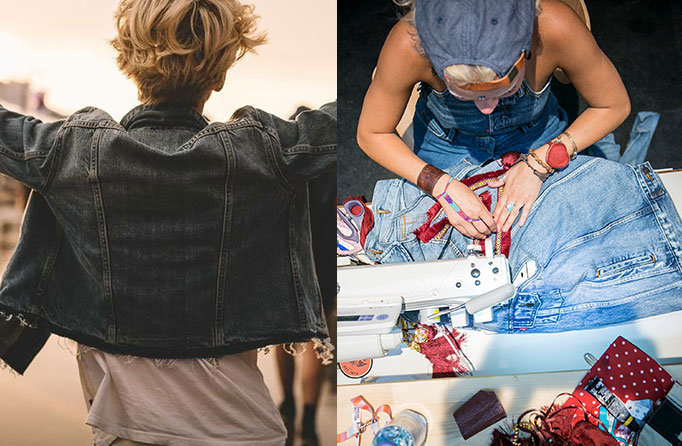 Levi's® Tailor Shop - Aanpassingen