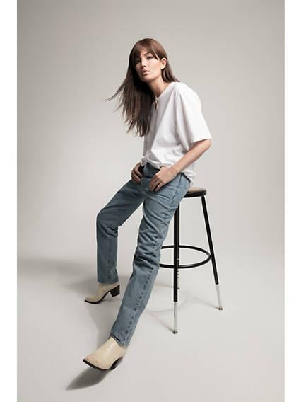 Levi's® x Lily Aldridge 501® Crop Women's Jeans