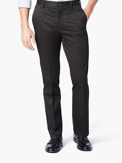Signature Stretch Khaki, Slim Tapered