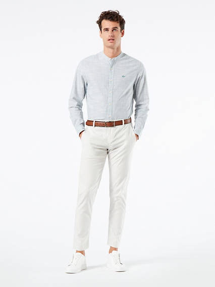 Alpha Chino, Tapered Fit - Lightweight