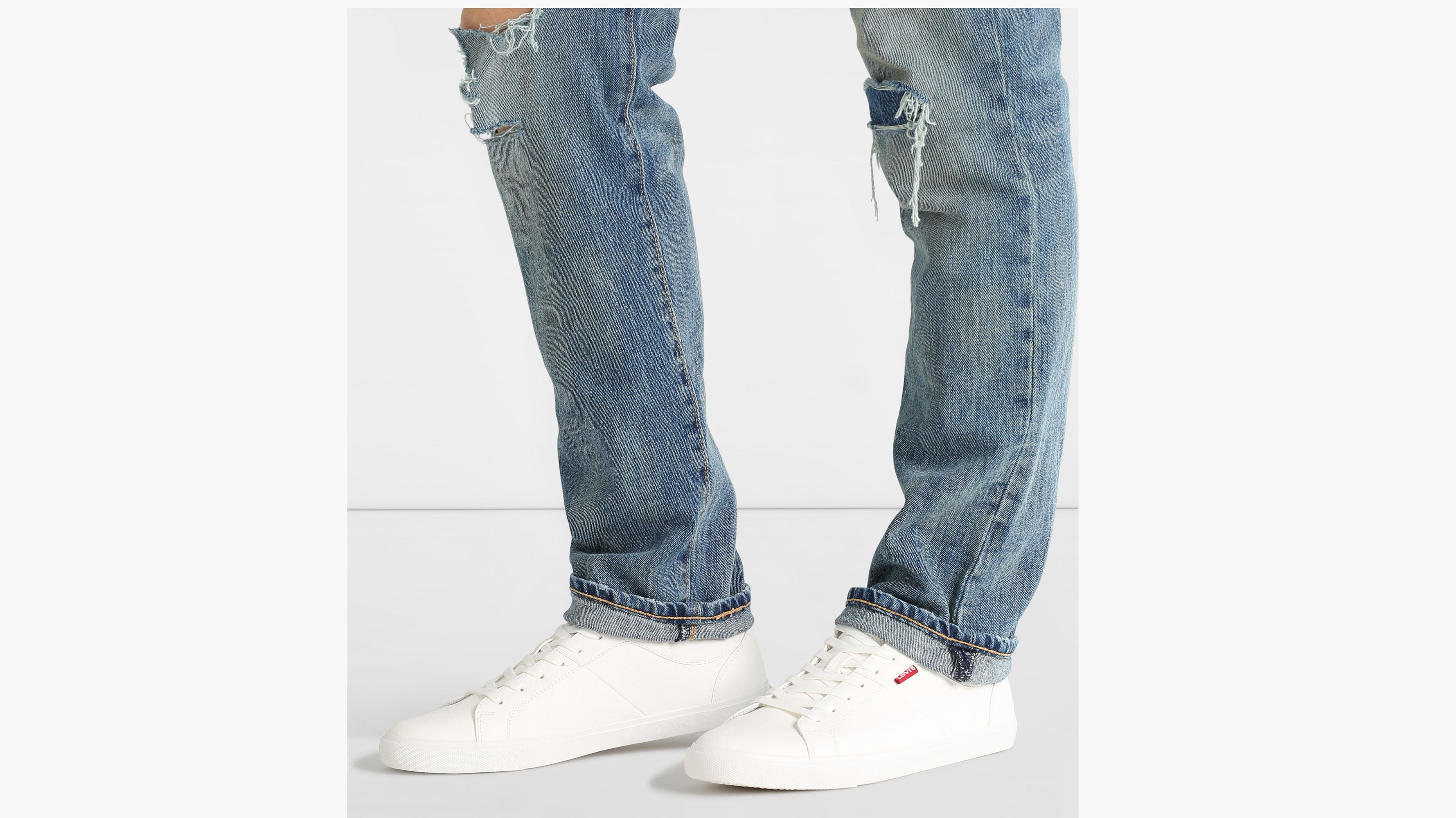 Woods Sneakers - White   Levi's® NO