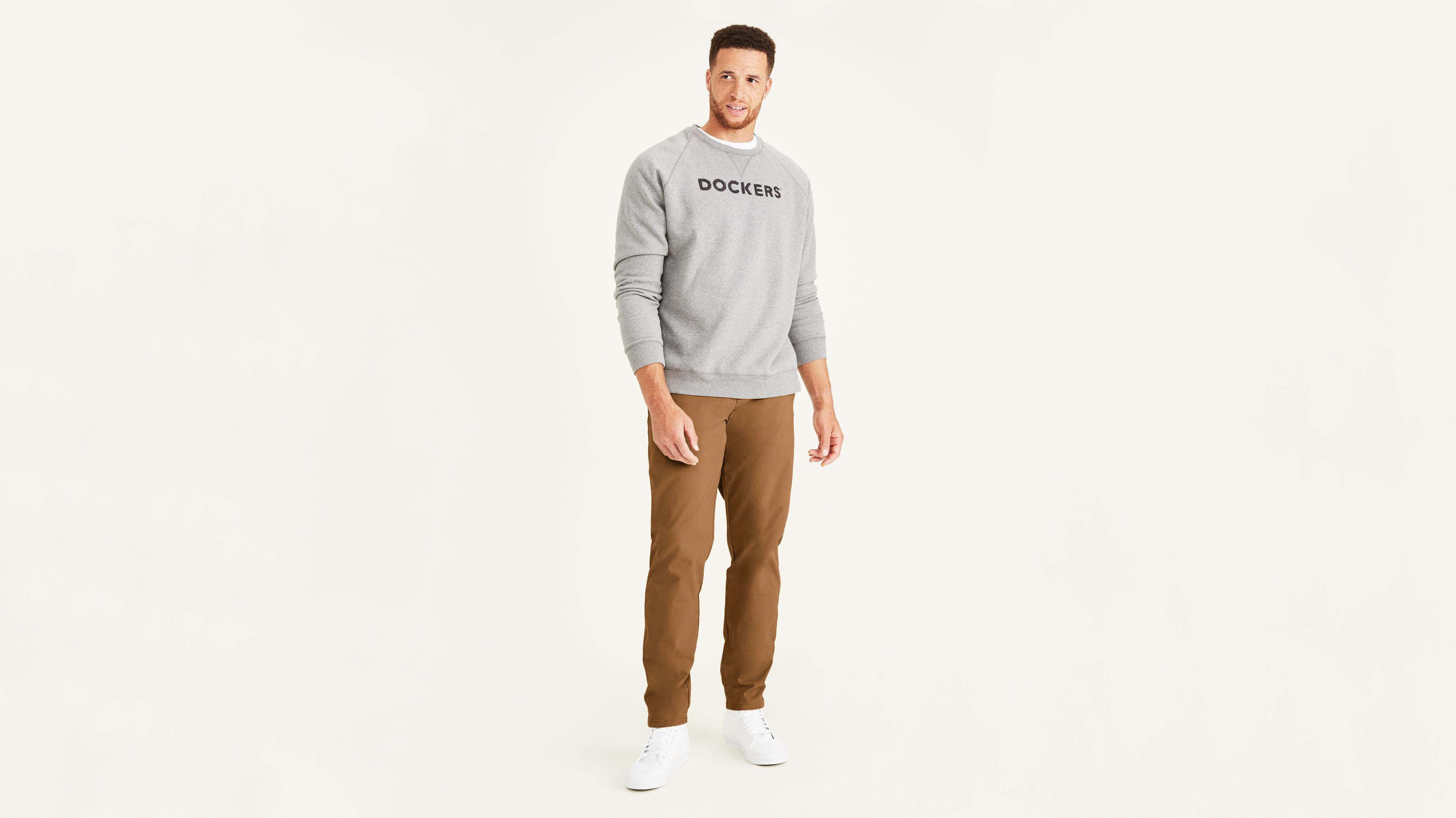 Men/'s Black Cotton Jeans Big /& Tall Size Baggy Pants 36 38 40 42 44 46 48 50 52