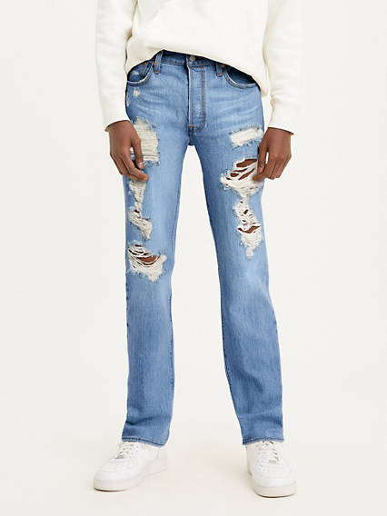 501® Original Fit Ripped Men's Jeans