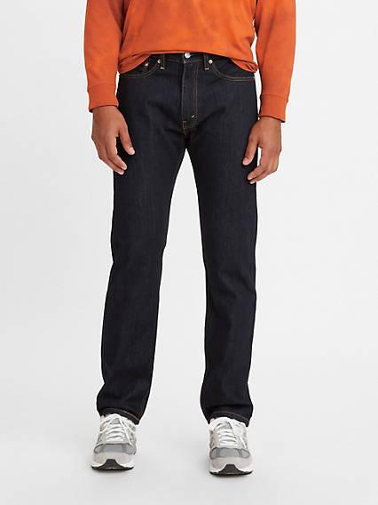 505MC Jean traditionnel pour homme