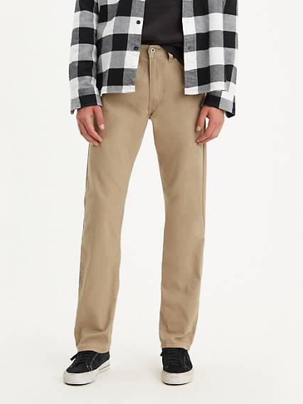 505™ Regular Fit Twill Men's Jeans