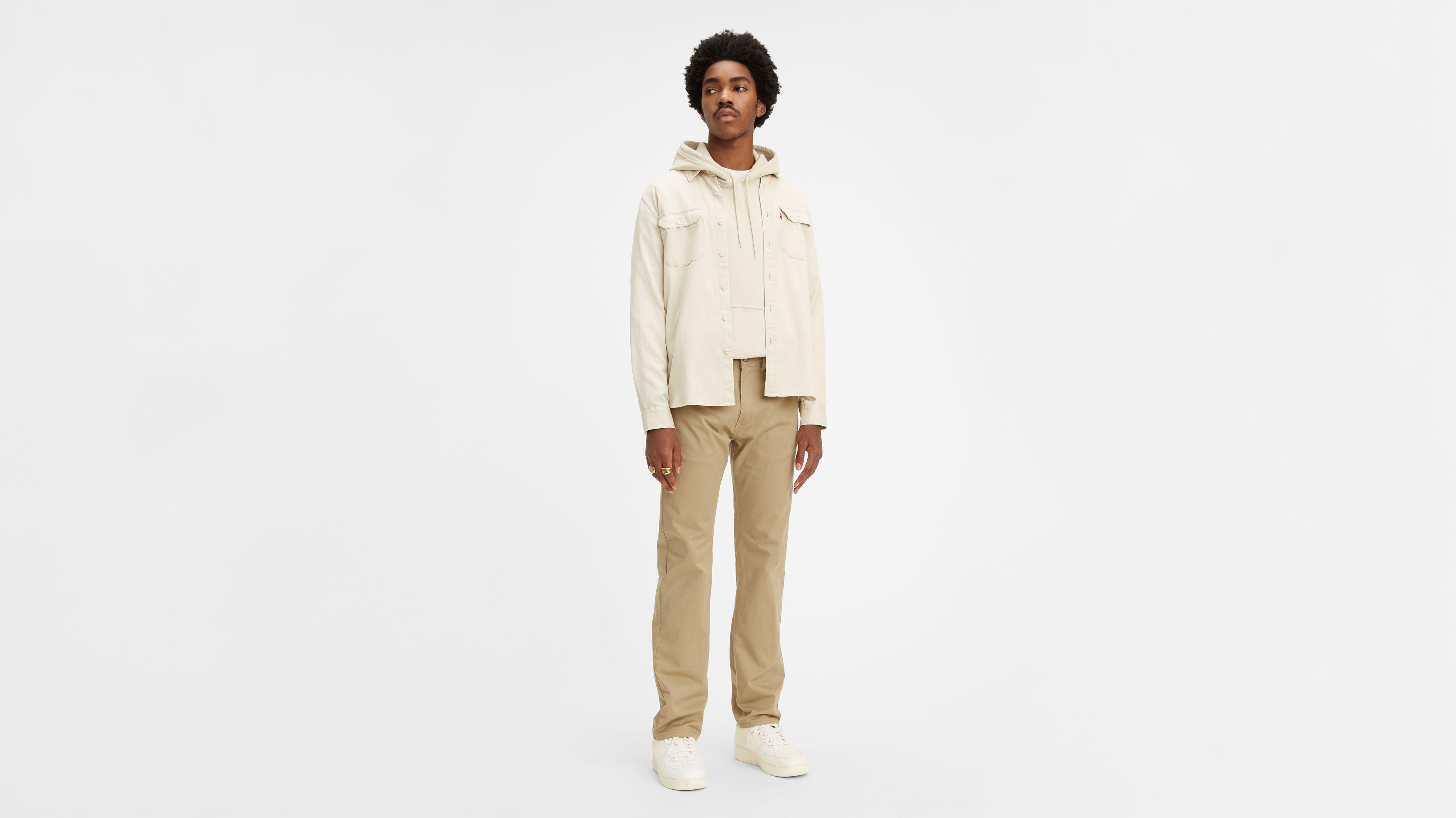 Levis 505 Regular Fit Mens Jeans