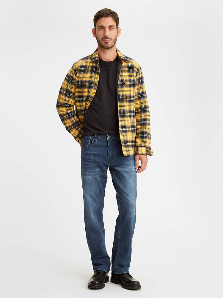 Levis 559 Relaxed Straight Mens Jeans (big & Tall)