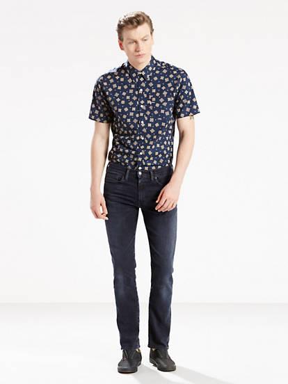 511™ Slim Fit Jeans Flex Dark Indigo | Levi's® NO