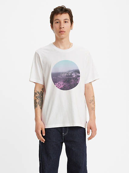 Relaxed Fit Tee Shirt