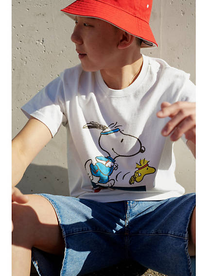 Levi's® x Peanuts Relaxed Fit Tee Shirt