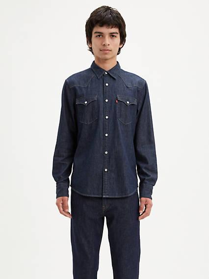 Big Barstow Western Shirt