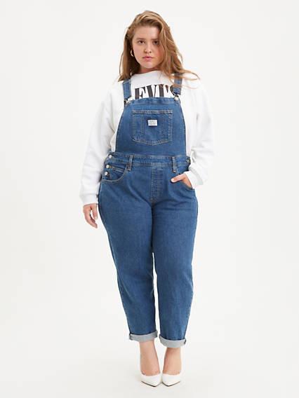 Overalls (Plus Size)